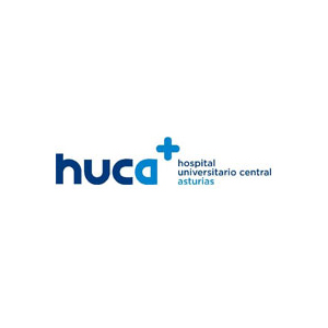 Universitary Central Hospital of Asturias (HUCA) Logo