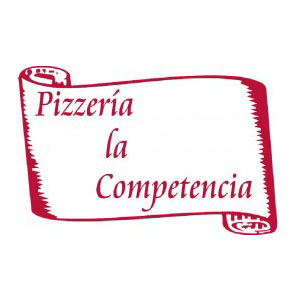La Competencia Pizza shop Logo