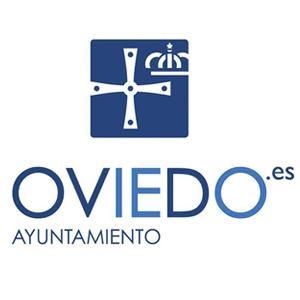 Ayuntamiento de Oviedo Logo