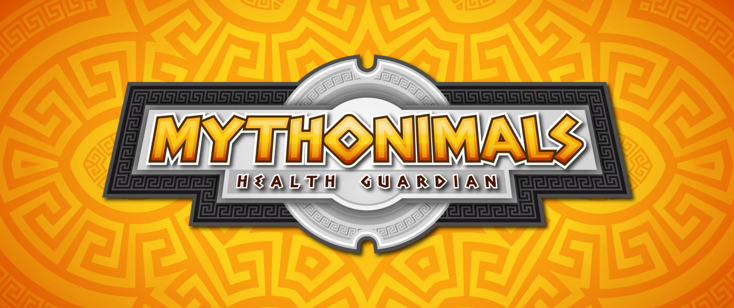 Mythonimals Health Guardian Logo OKINAKI